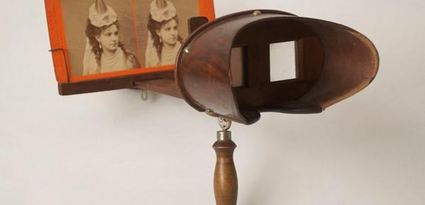 Joseph Cornell's Stereopticon
