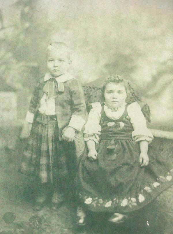 Marco and Enriquetta Albéniz