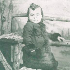 Isaac Albéniz at the time of his first recital