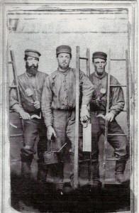 Joachim Serrano, Juan Bolitasoro, Jóan Alcachofas