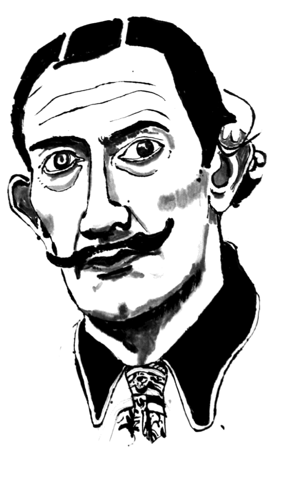 a brief biography of salvador dali Salvador dali was a prominent surrealist artist whose works include painting, film and sculpture his paintings are fantastical renderings of worlds and images that push the limits of the imagination.
