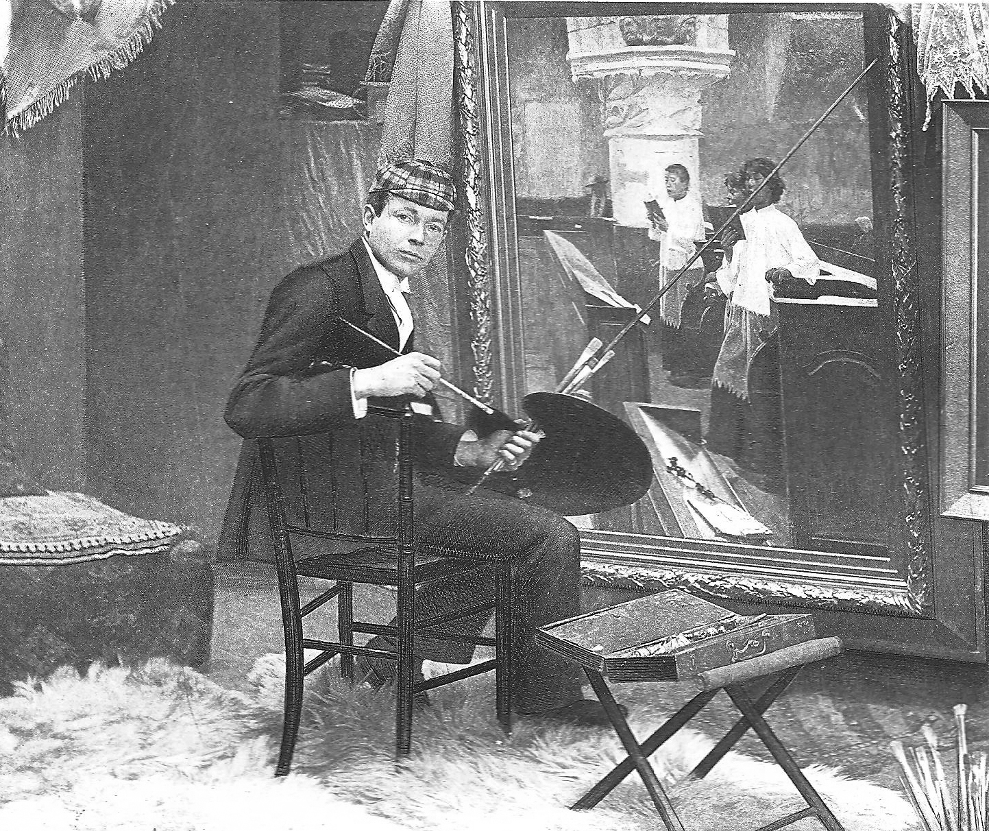 26fdumond-my-father-was-much-plagued-with-apprentices-who-thought-they-were-geniuses-because-they-were-idle-one-i-remember-did-nothing-but-draw-and-paint-he-was-the-first-i-ever-saw-paint-in-oil